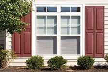 Mid America Raised Panel Shutter